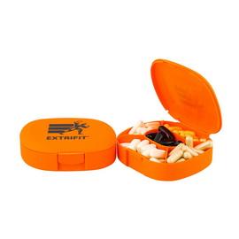 Pillbox Extrifit Orange