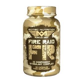 Fire Raid (90 caps)
