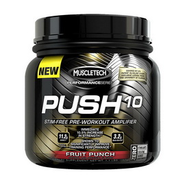 Push 10 Pre-Workout (500 g)