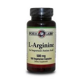 L-Arginine 500 mg (100 cap)