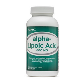 ALPHA LIPOIC ACID 600 (60 caps)