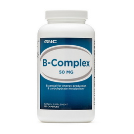B-Complex 50 (250 caps)