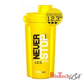 Shaker Never Stop (700 ml)