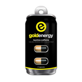 Gold Energy (20x2 caps)