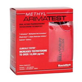 Methyl ARIMATEST (120 caps + 60 tabs)