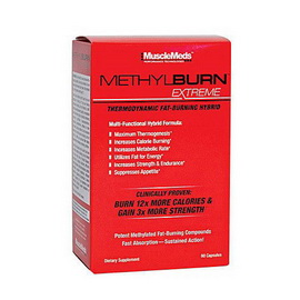 Methylburn Extreme (60 caps)