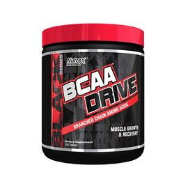 BCAA DRIVE Black (200 tabs)