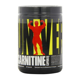 Carnitine 500 Mg (60 caps)