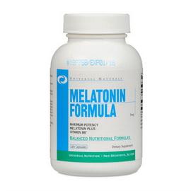 Melatonin 5 Mg (120 caps)
