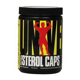 Natural Sterol Caps (120 caps)