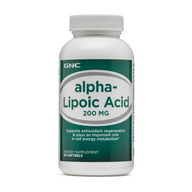 Alpha Lipoic Acid 200 (60 caps)