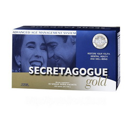 Secretagogue Gold (30 pak)