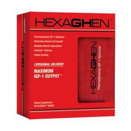 HexaGHen (56 caps)