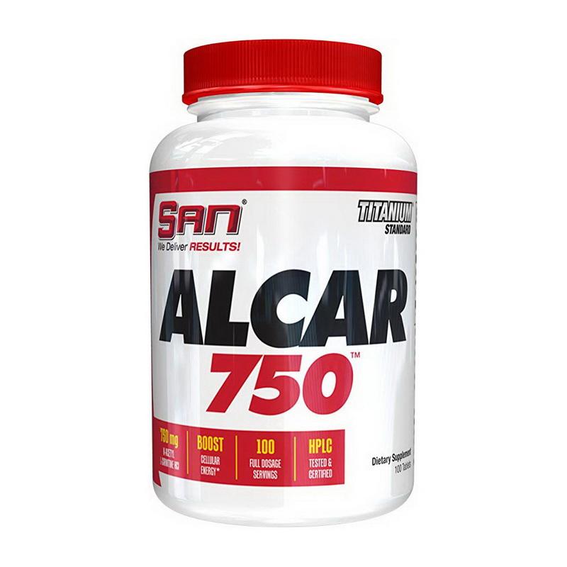 ALCAR (Acetyl-L-Carnitine) (100 tabs)