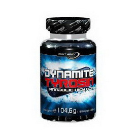 Dynamite Tyrosin (180 caps)