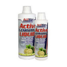 Active L-Carnitine Liquid (1 l)