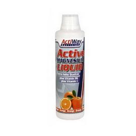 Active Magnesium Liquid (500 ml)