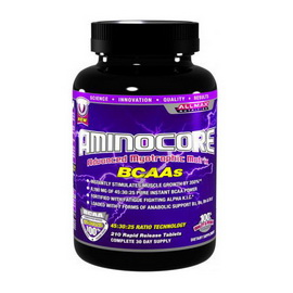 AminoCore BCAA (210 tabs)