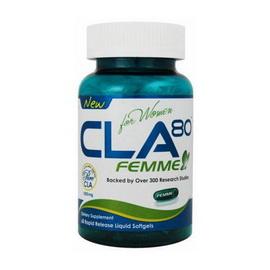 CLA 80 Femme (60 softgels)