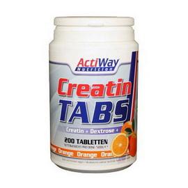 Creatine (200 tabs)