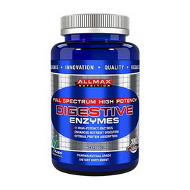 Digestive Enzymes (90 caps)