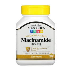 Niacinamide 500 mg (110 tabs)