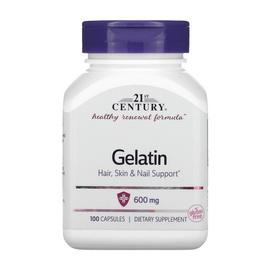 Gelatin 600 mg (100 caps)