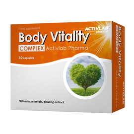 Body Vitality Complex (30 caps)