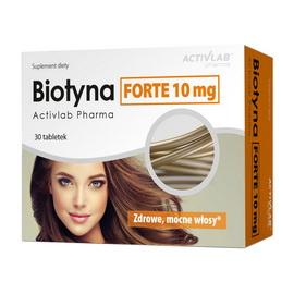Biotyna Forte 10 mg (30 tabs)