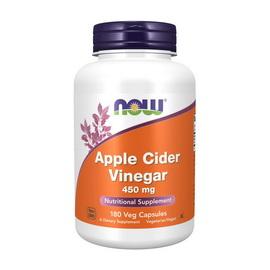 Apple Cider Vinegar 450 mg (180 veg caps)