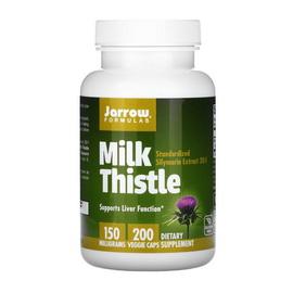Milk Thistle 150 mg (200 veg caps)