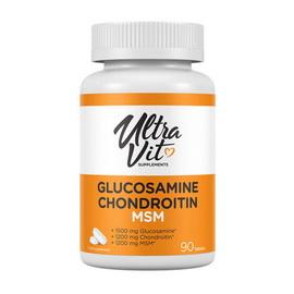 UltraVit Glucosamine & Chondroitin MSM (90 tabs)