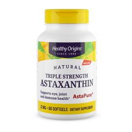 Astaxanthin Triple Strength 12 mg (60 softgels)