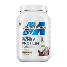 100% Grass-Fed Whey Protein (816 g)
