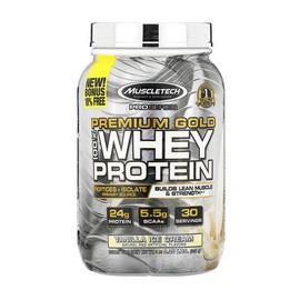 100% Premium Gold Whey Protein (998 g)