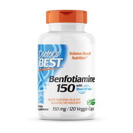 Benfotiamine 150 mg (120 veg caps)