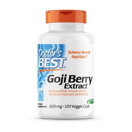 Goji Berry Extract 600 mg (120 veg caps)