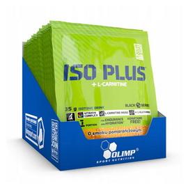 Iso Plus + L-Carnitine (1 x 35 g)