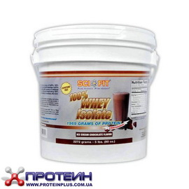Whey Isolate (2,27 kg)