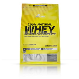 100% Natural Whey Concentrat (2,2 kg)