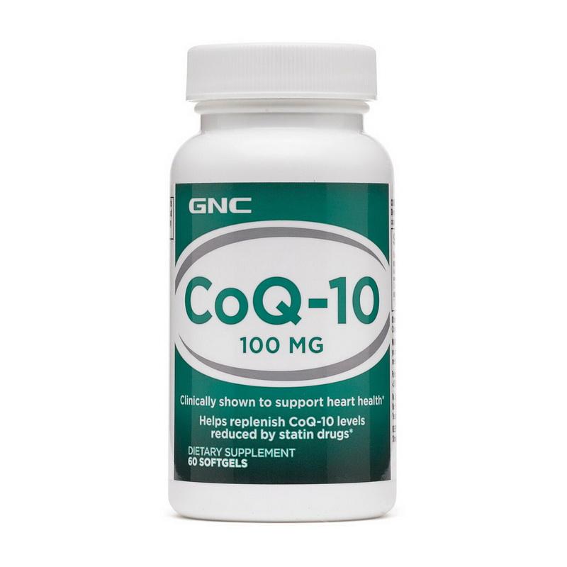 COQ-10 100 MG (60 caps)