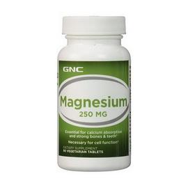Magnesium 250 mg (90 veg tabs)
