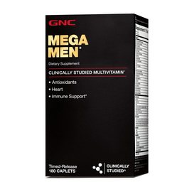 Mega Men (180 caplets)