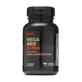 Mega Men 50 Plus (60 caplets)