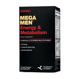 MEGA MEN ENERGY & METABOL. (90 caps)