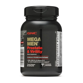 MEGA MEN PROSTATE VIRTILITY (90 cap)
