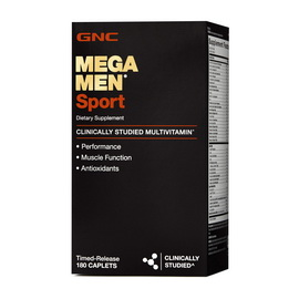 MEGA MEN SPORT (180 caps)