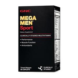 Mega Men Sport (90 caplets)