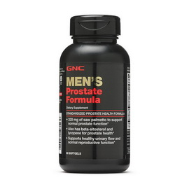 MENS PROSTATE HEALTH (60 caps)