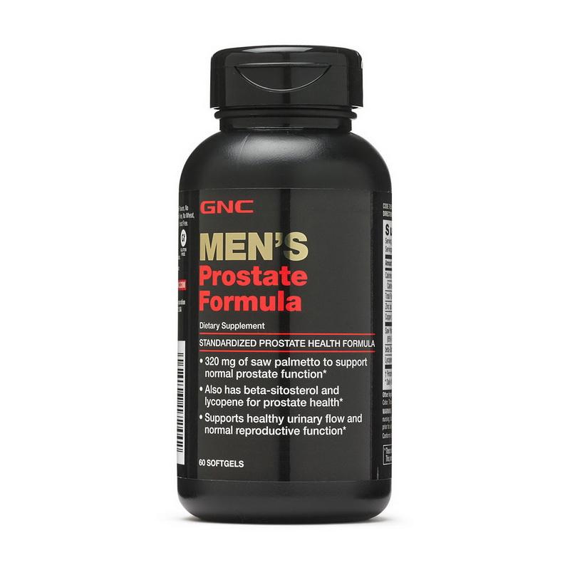 MENS PROSTATE HEALTH (60 caps)